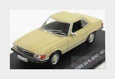 Mercedes Benz Sl-Class 350Sl (R107) 1971 Cream SOLIDO 1:43 SL4302200