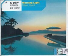 G-Starr pres. Big World Morning light (2000, #1782312) [Maxi-CD]