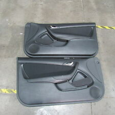 02-06 Honda Integra OEM door panels covers Stock factory black Type R
