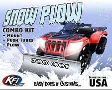 "CF-Moto CForce 500/800 - 2013-2016  KFI ATV 48"" Snow Plow Combo Kit"