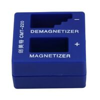2 in 1 Magnetizer Demagnetizer Portable Screwdriver Magnetic Pick Up Tool GL