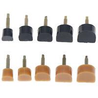 10Pcs High Heel Shoe Repair Tips Taps Pins Dowel Lifts Replacement MF