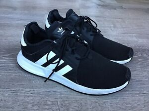 Adidas X_PLR CQ2405 Running Men's Shoes Black/White  Size 8.5