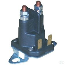 SOLENOID SWITCH RIDE ON LAWNMOWER TRACTOR 4 POLE FITS MANY MODELS