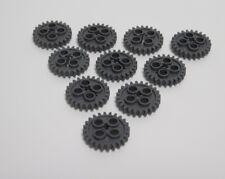 4x Axe Axle connector perpendicular dbl gris f//d b gray 32291 NEW Lego technic