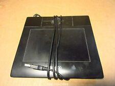 "Wacom Bamboo MTE-450A Black Graphics Tablet 5.8"" x 3.7"" Writing Area NO STYLUS"