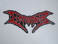 DISMEMBER DEATH METAL EMBROIDERED BACK PATCH