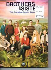 Brothers And Sisters DVD Set (Season 4)