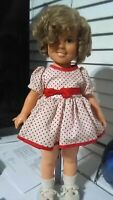 Shirley Temple - 16' Stand up and shoot Doll from 1972