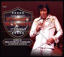 ELVIS PRESLEY - STORMY WEATHER AHEAD  -  Straight Arrow label