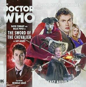 The Tenth Doctor Adventures: The Sword of the Chevalier (Docto New Audio CD Book
