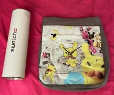 Swatch WELCOME PACK special club 2010