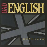 Bad English Backlash (1991) [CD]