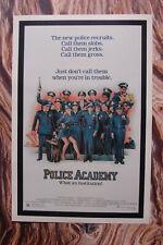 Police Academy Lobby Card Movie Poster #1