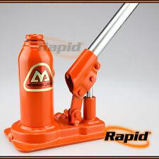 2 Ton Heavy Duty Hydraulic Squat Bottle Jack - Masada MS-2SG
