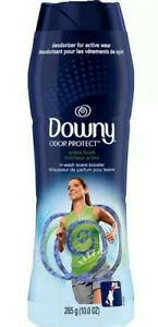 Downy Active Fresh Protect In Wash Unstopables Odor Defense Scent Beads Laundry