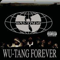 WU-TANG CLAN - WU-TANG FOREVER  4 VINYL LP NEU