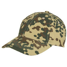 MFH Mens Baseball Cap Army Military Tactical Adjustable Strapback Tropical Camo