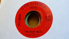 OC Smith 45 The Best Man/The Son of Hickory Holler's Tramp Columbia 444425