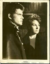 Silvana Mangano Geoffrey Horne in Tempest 1958 original movie photo 10244