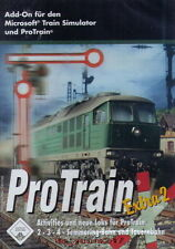 ProTrain Extra 2 | AddOn MS Train Simulator NEU