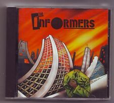 album cd - the informers - ignorance is malevolence