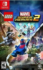 LEGO Marvel Super Heroes 2 for Nintendo Switch Brand New Sealed