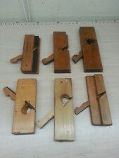 Antique wood molding planes ulmia a.monty lot (6)