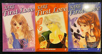 Kare First Love 1, 2, 3 Manga English Shojo Romance
