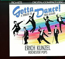 Erich Kunzel - Rochester Pops / Gotta Dance! - A Tribute To Fred Astaire