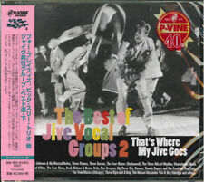 V.A.-THAT'S WHERE MY JIVE GOES - THE BEST OF JIVE VOCAL GROUPS 2-JAPAM CD F04