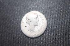 Ancient Roman Republic Bruto Argento Denarius Coin 1st secolo A.C. IDI DI MARZO