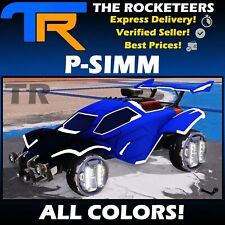 [PC] Rocket League All Painted P-SIMM Exotic Wheels Totally Awesome Crate