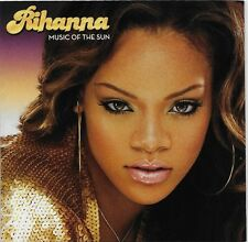 Music of the Sun by Rihanna CD 2005 Def Jam USA - If It's Lovin That You Want