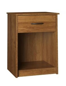 Ameriwood Nightstand Medium Oak