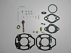 Rochester 1 BBL BC BV B 1932-1962 Carburetor Kit 235 L6 Chevy