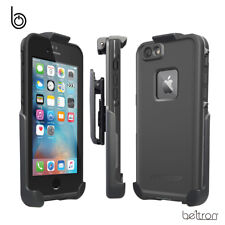Belt Clip Holster For iPhone 6 and 6S LifeProof FRE Case with Built-In Kickstand