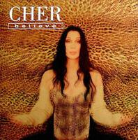 Cher CD Single Believe - Europe (EX/M)