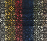 DESIGNERS GUILD/CHRISTIAN LACROIX COTTON VELVET  FABRIC FCL7012/01- 1mtr