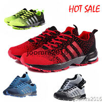 Men's Outdoor Trainers Running Shoes Breathable Sports Casual Sneakers Athletic