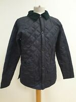 M709 BOYS LIDDESDALE NEW BLUE COLLARED DIAMOND QUILTED JACKET UK AGE 12-13 YEARS