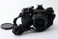 Pentax ME Black Camera, SMC Pentax-M 50mm Lens from JAPAN