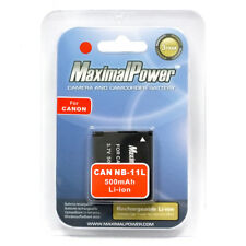 Battery for Canon NB-11L PowerShot A2300 IS A2400 A2500 ELPH 110 HS