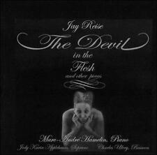 JAY REISE: THE DEVIL IN THE FLESH AND OTHER PIECES (NEW CD)