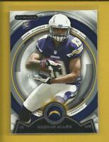 Keenan Allen RC 2013 Topps Strata Rookie Card # 51 Los Angeles Chargers Football