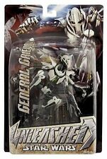 STAR WARS UNLEASHED GENERAL GRIEVOUS ACTION FIGURE 2005 HASBRO UNOPENED NEW