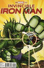 Invincible Iron Man #2 (NM)`15 Bendis/ Marquez  (VARIANT)