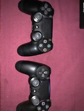 OEM Sony PlayStation 4 PS4 Dualshock 4 Wireless Controller Jet Black UD - GST5