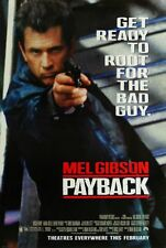 Payback Movie Poster 18'' X 28''
