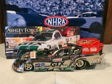 Autographed 2008 Action Ashley Force Castrol NHRA 1/24 Color Chrome 1 of 120